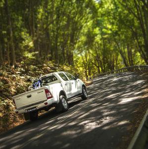 // Diesel Gasolina Rhd LHD doble cabina 4X4 Pickup