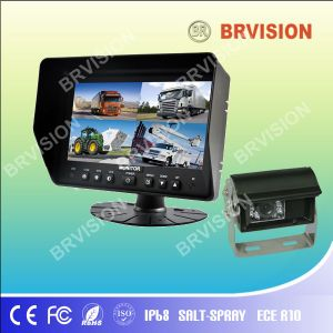 Obturador Automático de 7 de sistemas de câmara de visualização traseira (BR-sea7001)