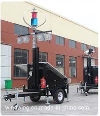 エネルギーCllection移動可能な車のための600W Maglevの風力発電機