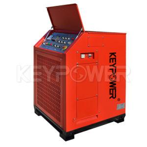 Резистивный Loadbank 100квт красного цвета для генератора аренда испытания