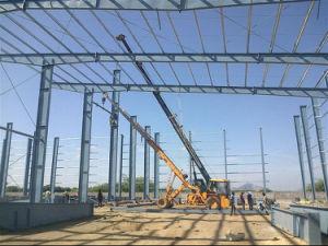 Structure légère en acier préfabriqués Atelier Industriel (KXD-68)