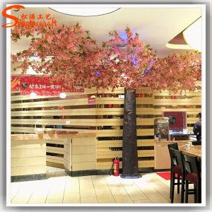 Decoração de paisagismo Flor Flores artificiais Árvore da fábrica
