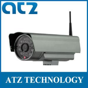 Macchina fotografica di scatola esterna del IP della radio H. 264 IR di PNP HD (ATZ-CHV010P)