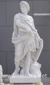 Роман каменные скульптуры (скульптура-111)