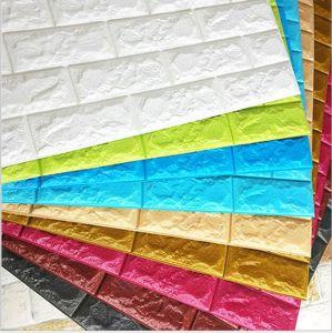 Espuma XPE ambiental el panel de pared de ladrillo o el adhesivo