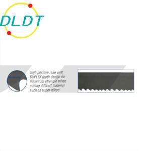 Il bimetallo del HSS M51 del dente di rinforzo Dldt-3000 la lama per sega per l'acciaio inossidabile di taglio