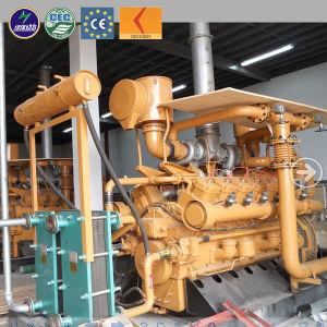 Erdgas-Biogas-Generator der kombinierte Wärme und Energien-Elektrizitäts-500kw