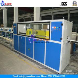 50-160mm CPVC PVC Tubo de suministro de agua de UPVC/máquina extrusora de planta de fabricación