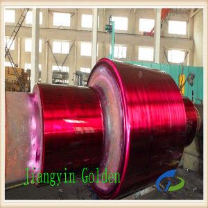 造られた終了する機械化75crmo鋳造の鋼鉄ロール