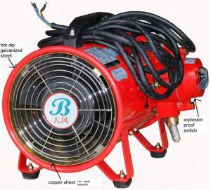 300mm 110V del ventilador a prueba de explosión