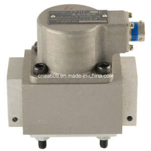 609 FF-115 antidéflagrant servo-vanne électrohydraulique de commande de débit
