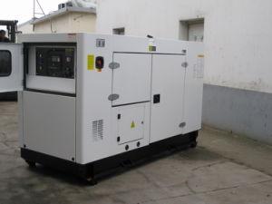 80KW/100kVA EPA Super Silencioso Generador Diesel
