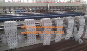 Machine de refendage à ultrasons pour le polyester Matériau (CE)
