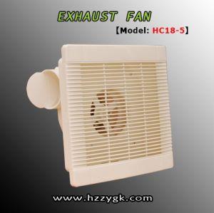 熱い販売の浴室の排気DCのファン/ダクトによって取付けられる換気扇/天井の台紙の台所換気扇(HC18-5)