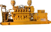 ISO & 세륨 증명서를 가진 천연 가스 발전기 세트 500kw