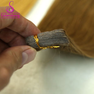 Band van het Haar Remy van 100% de Onverwerkte Maagdelijke Braziliaanse in de Uitbreiding van het Haar