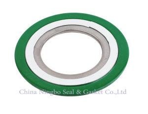 Joint enroulé en spirale avec CS ou 304ss l'anneau extérieur