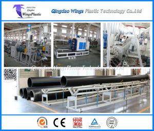 기계/밀어남 선 공장을 만드는 PE/HDPE 관