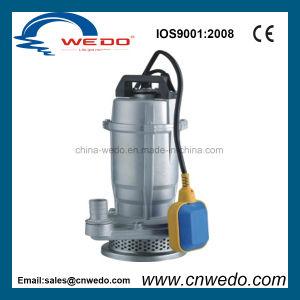 Pompa ad acqua sommergibile Qdx6-25-1.1 con l'interruttore di galleggiante