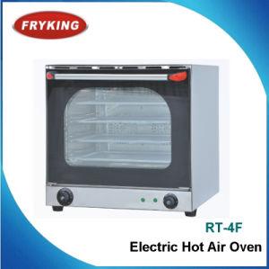 Matériel de cuisine Four à air chaud électrique du restaurant