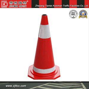 700mm tout Orange route incassable de caoutchouc industriels (CC-Cône de sécurité A11)