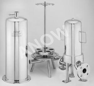 Alojamento do Filtro de aço inoxidável para226, 222, DOE o tampão da extremidade