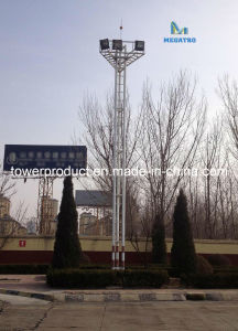Megatro Lattice Steel Light Tower (MG-LLT007)