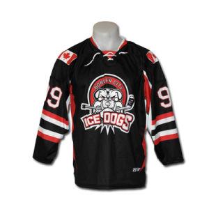 Hielo De Sus Camisetas Personalizadas Sublimación Sobre Como Hockey OZTiPlwkXu