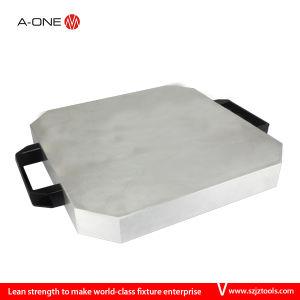 Pallet di alluminio 3A-100044 di Upc della lavorazione con utensili di Erowa