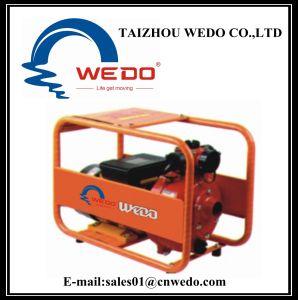 Wdhu-50 China Factory bomba eléctrica de água (calibre de 2 polegadas)