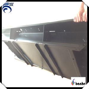 DieselGenerator Parts mit Black Powder Coating Zoll-gebildet in China