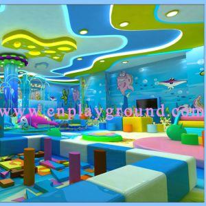 Parque Infantil interior design novo e equipamentos de playground coberto (HD-16SH01)