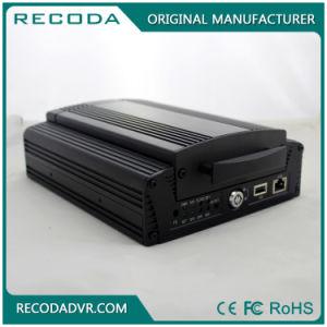 1080P Ahd Kameras des Festplatten-bewegliche Fahrzeug-DVR der Unterstützungs4 mit 3G 4G GPS und WiFi wahlweise freigestellt