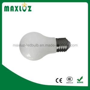 Vidro E27 360 graus Lâmpada LED com AC100-265V 5W