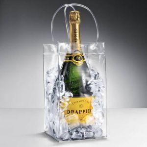 2016 La promotion de vente chaude Portable sac du refroidisseur de vin en PVC
