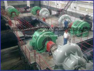 Bomba de Circulación de Central Eléctrica