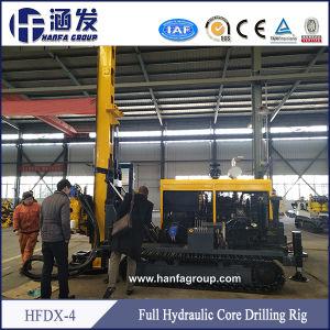 Полное гидравлическое алмазные буровые установки ядра, Hfdx-4