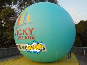 La publicité de l'Hélium ballons gonflables pour l'extérieur
