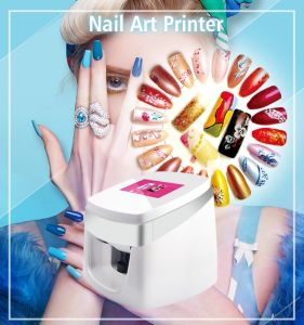Unhas digital Impressora Unha Máquina de arte