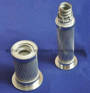 Conduttore di alluminio espandentesi con acciaio di rinforzo (LGKK)