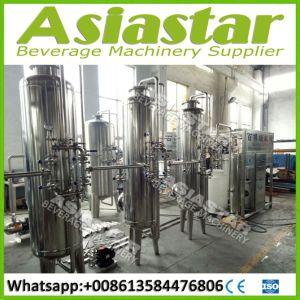 L'eau minérale personnalisé Usine de traitement de la machine de filtre à eau