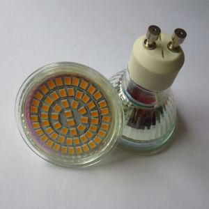 3-3.5W LED Glaspunkt-Licht GU10 (LED-MRG-002)