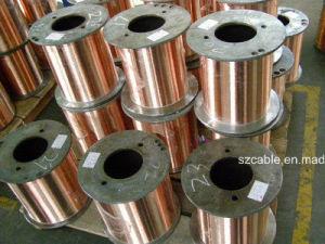 Codice categoria d'avvolgimento 200 del collegare smaltato alluminio dell'AWG del collegare di bobina del cavo della SZ 220 240 gradi