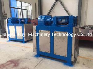 Low-power dubbele de granulatormachine van de rolmeststof