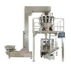 Vult de Verticale Vorm van het Type van kraag Machine van de Verpakking van de Verbinding jy-520