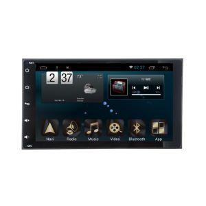 Toyota Sienna를 위한 인조 인간 6.0 시스템 GPS 차 DVD 플레이어 Bluetooth/WiFi/MP3/MP4/TV를 가진 10.1 인치 접촉 스크린