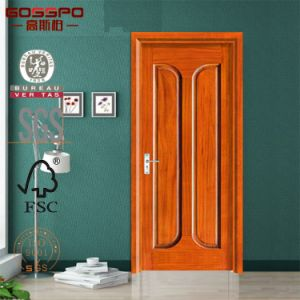 Portelli interni dell'impiallacciatura del garage di legno del MDF (GSP6-005)