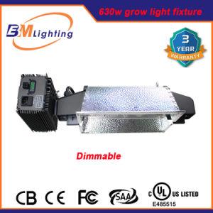 De la hidroponía Growlight Double-Ended Kits de iluminación de Reflector de 630W