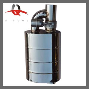 [Qisong] Универсальный пульт дистанционного управления с переменной частотой звука автомобильной выпускной глушитель с клапаном высокого качества