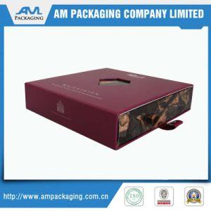 Fábrica de Dongguan pinzas impresos personalizados funda de cartón de embalaje de verificación